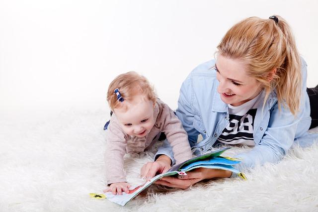 četba s dítětem