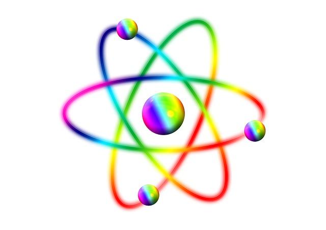 atom a neutron