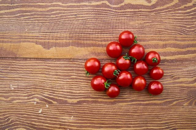zralá rajčata